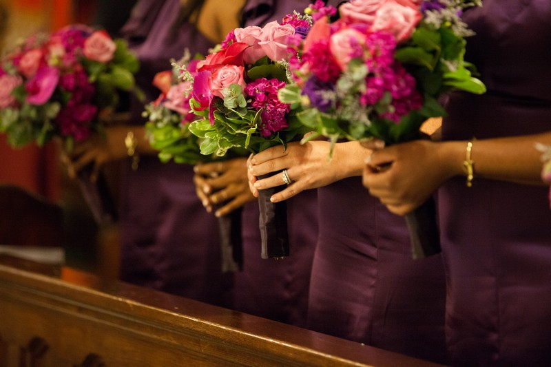 Bridal Party Flowers1